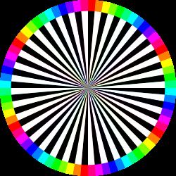 """""""Uporządkowane"""" kolory"""