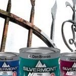 Drugie życie metalowego ogrodzenia – farba Silvermont firmy Den Braven