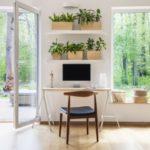 Luz, komfort i światło! Jak urządzić home office?