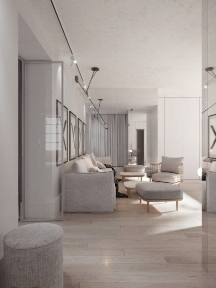 """Azyl, który koi zmysły: apartament w sercu Warszawy LIFESTYLE, Dom - Spokój to nowy synonim luksusu. Poczucie bezpieczeństwa, możliwość wyciszenia się i odnalezienia wewnętrznej harmonii liczą się bardziej niż ekskluzywne wyposażenie domu. Po całym dniu """"wychodzenia ze strefy komfortu"""", wieczorami chętnie do niej wracamy."""